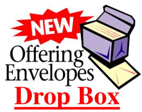 Envelope Dropbox/Buzón